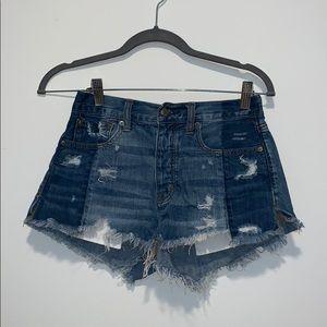 American Eagle Hi-Rise Shorts